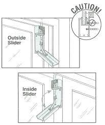 slide bolt door lock outside inside sliding door bolt lock sliding glass door deadbolt lock