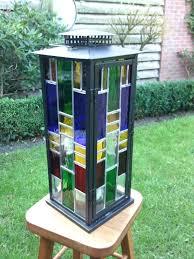 stain glass lantern glass lantern looks like the stained glass lantern template stain glass lantern