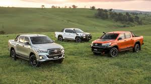 Check Out These Rad Toyota HiLux Trucks We Can't Have in the U.S. ...