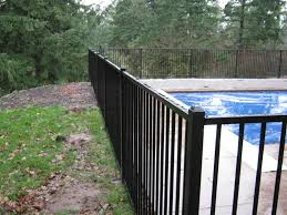 Decorative Pool Fence Swimming Pool Fence Gallery Pacific Fence Wire Co