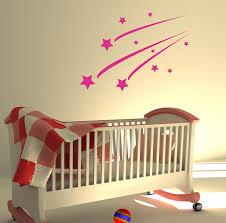 Kids Bedroom Wall Shooting Stars Kids Bedroom Wall Sticker Art Decals Ebay