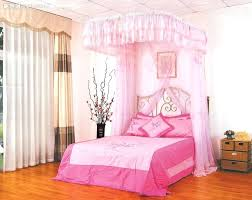 Princess Canopy Twin Bed Floor Outstanding Girls Canopies Amusing ...