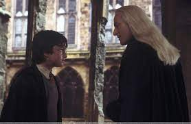 Lucius and Narcissa Malfoy Photo: Lucius Malfoy and Harry Potter | Harry  potter films, Harry potter movies, Harry potter