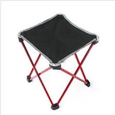folding camping stool.  Folding Car Outdoor Travel Portable Folding Stool Lightweight Aluminum Stable  Fishing Chair Camping Send The Bag Intended Folding Stool F
