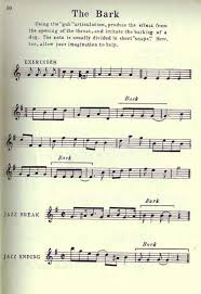 Alto Sax Transposition Chart Saxophone Effects