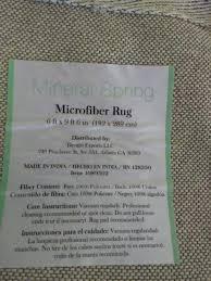 mineral springs microfiber area rug mineral springs microfiber area rug black grey general in mineral springs microfiber area rug black grey mineral springs