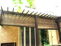 bamboo patio blinds outdoor roll up blinds outdoor rolling shades bamboo roll up blinds outdoor outdoor