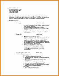 Licensed Massage Therapist Resume Examples Sample Massage Therapist Resumes Licensed Massage Therapist Resume 22