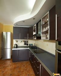 open kitchen ceiling design cabinets latest interior wood ideas rafter ceilings small