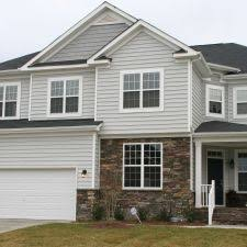 Exterior Stone  Stone Veneer Siding Bucks County PALight Gray Siding