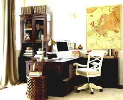 office decorating ideas for men. Modern Home Office Design Ideas For Men With Wooden Work Desks Decorating