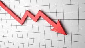 Arrow Chart Stock Illustration