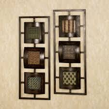 >kirkston metal wall art set touch to zoom