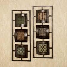touch to zoom on safari metal wall art with kirkston metal wall art set
