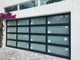 Modern Glass Garage Doors All about Glass Garage Doors All