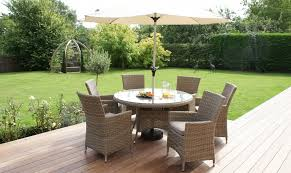 furniture round table rattan dining sets rattan garden table intended for round rattan garden furniture