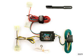 chevy colorado 2004 2012 wiring kit harness curt mfg 55510 1989 1995 toyota truck trailer wiring kit