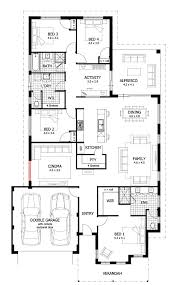 Small Four Bedroom House Plans 4 Bedroom 2 Story House Plans Botilight Com Easy On Home