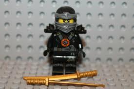 Lego Minifig Figur Cole Ninja 70750 Ninjago (326)