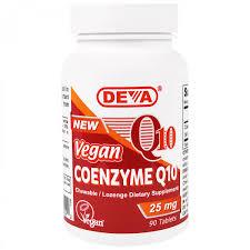 <b>Коэнзим Q10</b> Deva,, <b>25 мг</b>, 90 таблеток - купить оригинал в ...