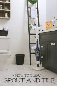 great tips and tricks for getting your tile and grout clean