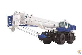 Load Chart Crane 25 Ton Kato Featured Crane Tadano Gr 1200xl Rough Terrain Crane
