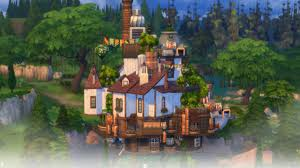the sims 4 sd build howl s moving