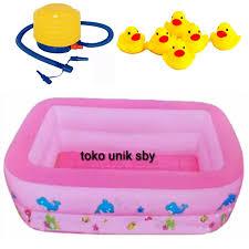 harga kolam renang anak bayi baby spa pompa kolam mainan bebek murah kado tokopedia