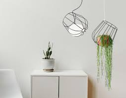 Ceiling Light With Plant Light Plant Container Plussmi