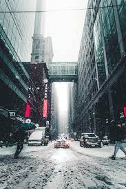 Winter City Pictures