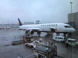 Trip Report Flying On An Air Canada Boeing 787 9 In Economy