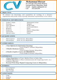 Mba Finance Resume Sample For Freshers Confortable Mba Fresher Resume Sample For Finance Freshers Of Best 23