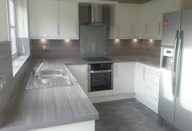gloss cream fitted kitchen fitted kitchens cream85 cream