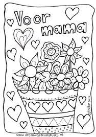 Gratis Kleurplaten Verjaardag Mama Nvnpr