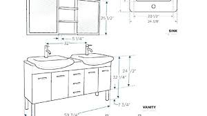 Bathroom Vanity Light Height Unique Bathroom Vanity Light Height Mirror From Elegant Proper For