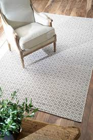 citrine trellis flatwoven rug from natura cotton by nuloom