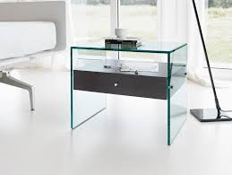 Mirrored Side Tables Bedroom Small Bedside Tables Venetian Classic Mirrored Bedside Table With