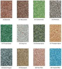 Epoxy Garage Floor Color Chart Color Charts Epoxy Floors Home Commercial In Carmel Ny