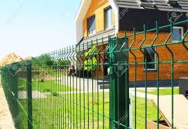 Modern Iron Fence Designs Metal Fencing With Modern House Outdoor Metal Fence Design
