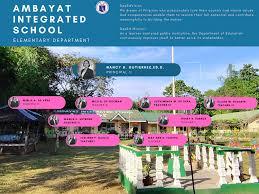 Ambayat Integrated School Es