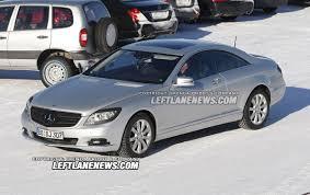 Mercedes-Benz-Blog: SPY - 2010 Mercedes-Benz S-Klasse Coupe