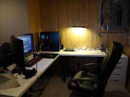 l shaped office desk ikea. L Shaped Gaming Desk Ikea Office G