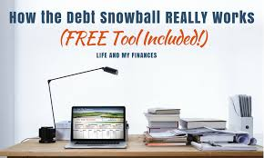 Free Debt Snowball Calculator How The Debt Snowball Really Works Free Tool Included