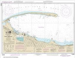 Noaa Chart Port Angeles 18468