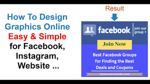 Simple Graphic Design Online How To Design Graphics Online Easy Simple