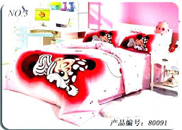 mouse bedding full unique set size on home minnie comforter twin bed sets queen sheets