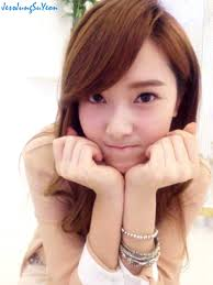 Jung Soo Yeon @ Jessica. SNSD's member. 18 April 1989 - tumblr_m2p1ewdrnW1qiycifo1_500