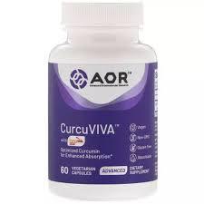 <b>Advanced</b> Orthomolecular Research Curcumin Curcuviva