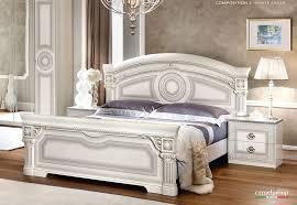 Boshdesignscom Italian Bedroom Furniture Aida White Italian COHTNFM