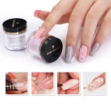ail art acrylic powders liquids 3 color options professional acrylic powder crystal nail art tips builder transpa powder manicure pin